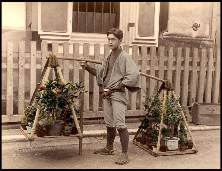 明治時代の日本の仕事風景(写真60枚)