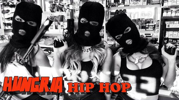 Hungria hip hop dubai nova lançamento 2016
