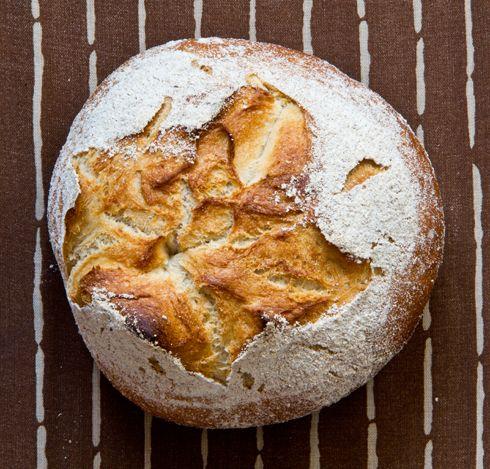 Münsterländer Bauernstuten nach Bernd Armbrust // tolles saftiges Brot
