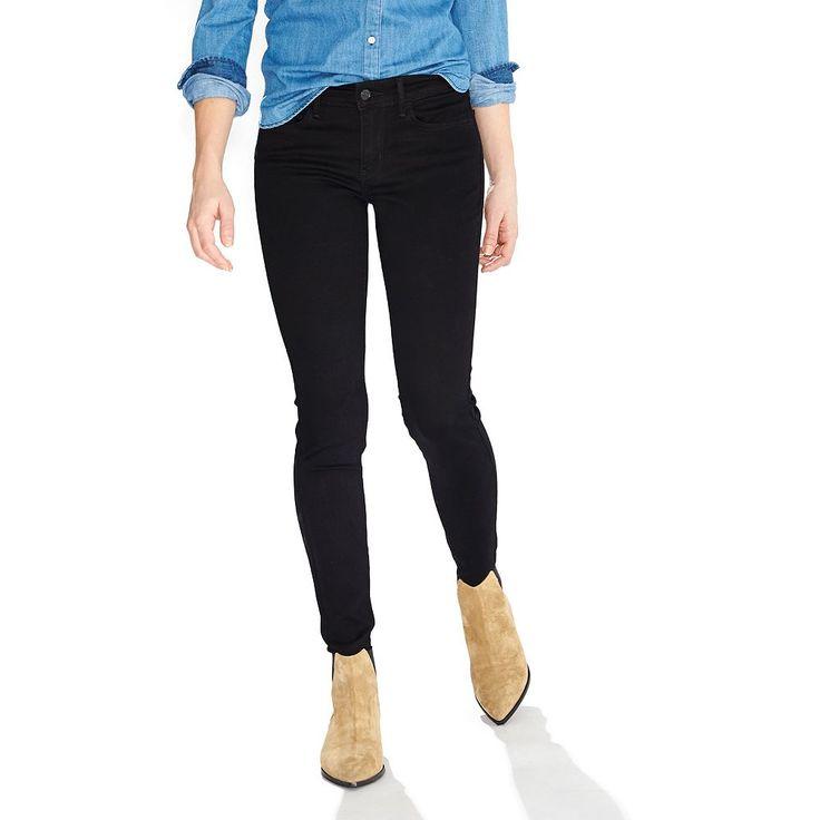 Women's Levi's® 710 Super Skinny Jeans, Size: 33(Us 16)M, Oxford