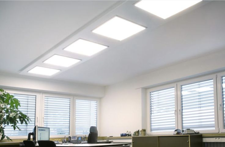 #VTAC #Led #panellights are modern slim designed light fixtures which create very soft light effect with high illumination and saving power drastically.