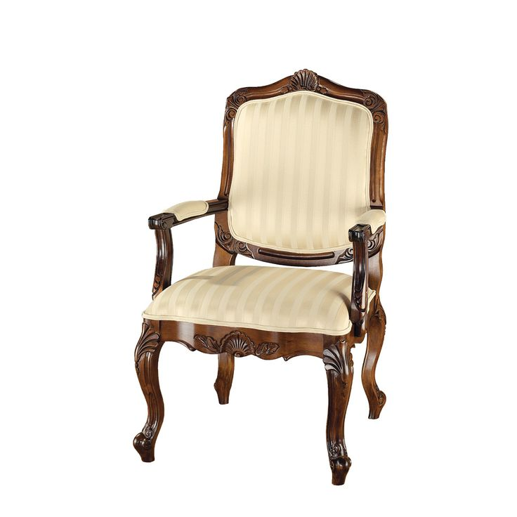 St. Enimie Fauteuil Masters Cotton Arm Chair