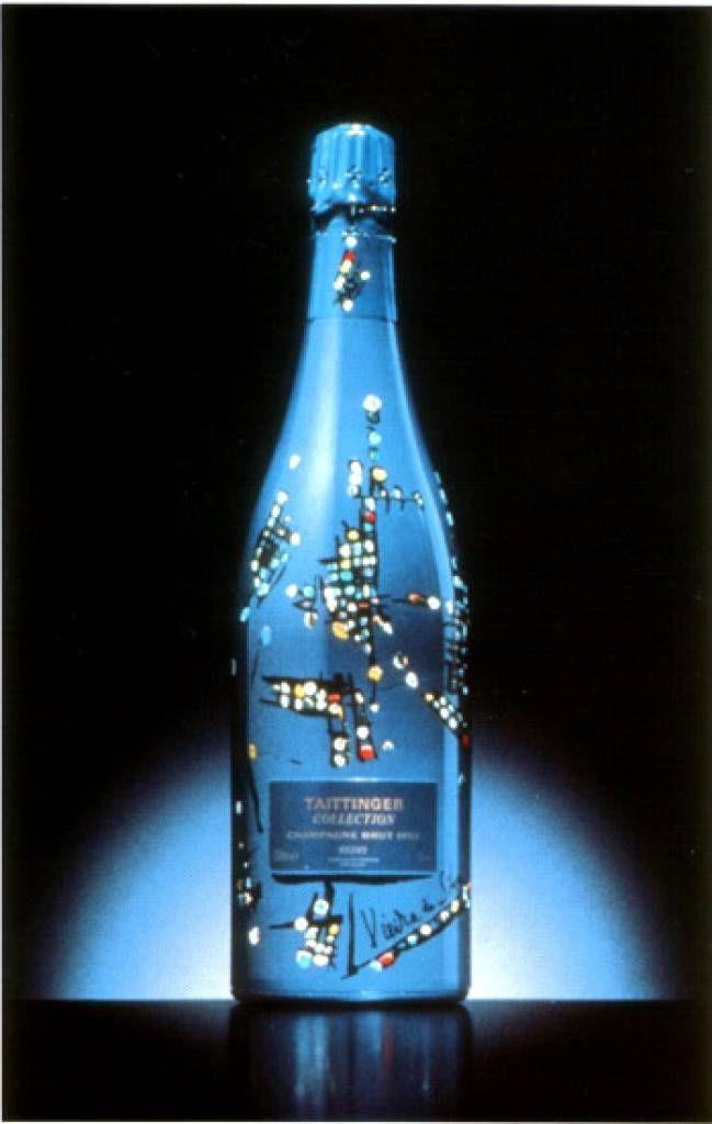 1983 Taittinger Champagne Collection VIEIRA DA SILVA $512,91 Incl. Tax