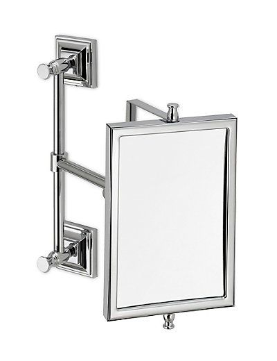 No Bathroom Is Complete Without A Mirror And This Extendable Wall Mounted Makes For Practical Choice