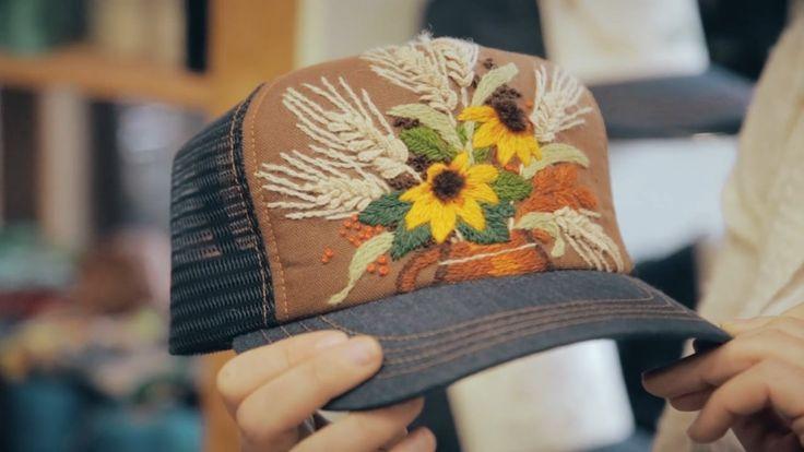 The Hat Maker - Cut Threads