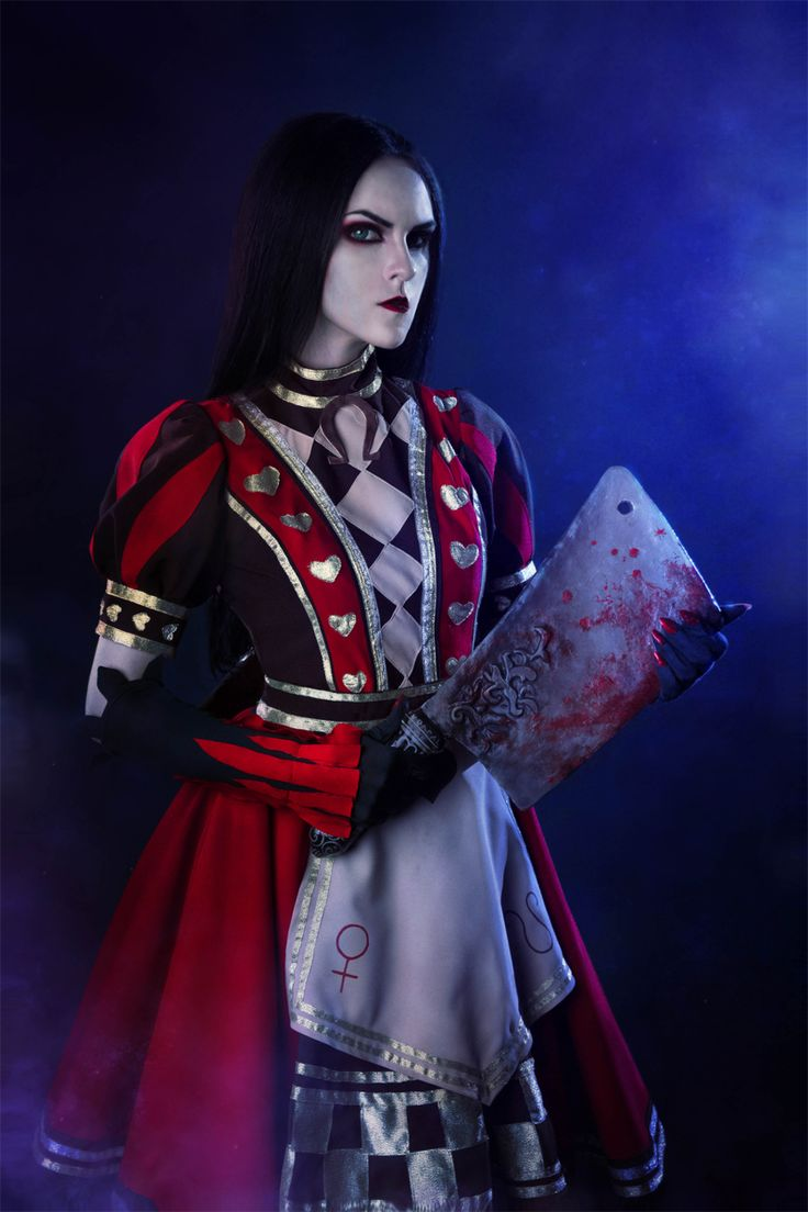 Alice Madness Returns COSPLAY [1] by AliceYuric on DeviantArt