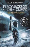 Percy Jackson e gli dei dell'Olimpo. Il ladro di fulmini / Rick Riordan ; traduzione di Loredana Baldinucci