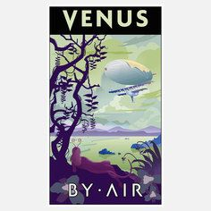 Venus By Air, $27, now featured on Fab.
