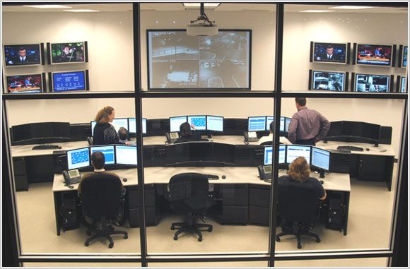 Gallery of Network Operations Center