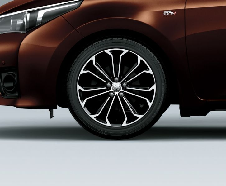 New Corolla Altis 1800V series - Brown 1