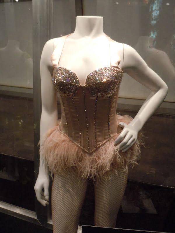 Christina Aguilera Burlesque Good Girl costume