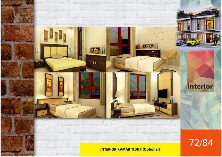 #Algira #Townhouse 1 #Kota #Bogor #Desain Type 72/84 #rumahdijual #rumahmewah #property #propertysyariah #realestate bit.ly/ATH123