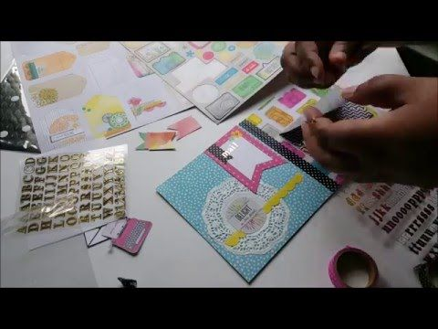 Snail Mail: Flip Book Tutorial - YouTube