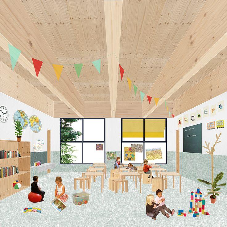 2015 [NP2F Architects] Preschool