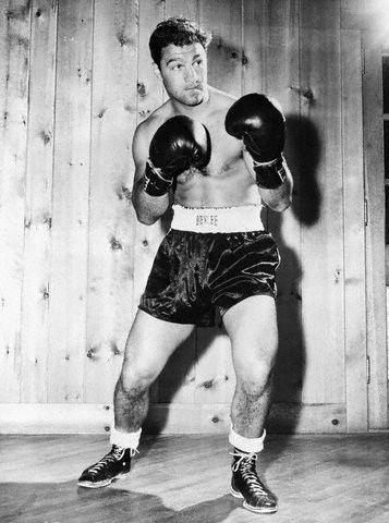 American professional boxer and world heavyweight champion ...