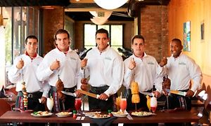 Brazilian Steakhouse Dinner with Wine for Two or Four at Rodizio Grill (Up to 41% Off)