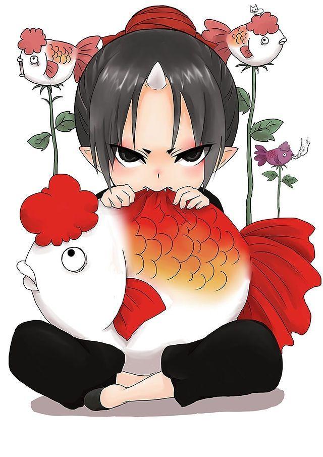 Hoozuki no Reitetsu ~~ Cute fanart!