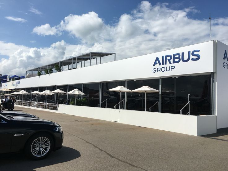 Airbus rear