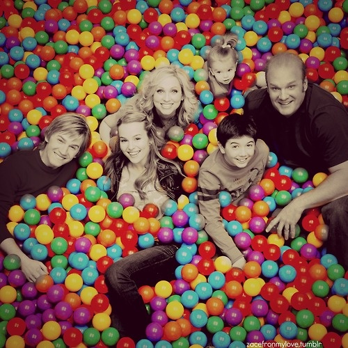 good luck charlie the disney channel show is a great show to watch it will make you laugh, but i wanted to focus on this family picture it is a super cute creative family picture!