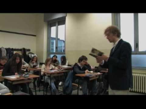 """Dostoevskij in classe. Alessandro D'Avenia, """"Bianca come il latte rossa come il sangue"""""""