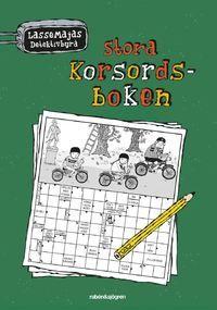 LasseMajas stora korsordsbok (spel)
