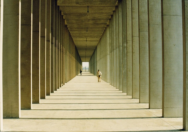 By brownl3 on Flickr. Aldo Rossi