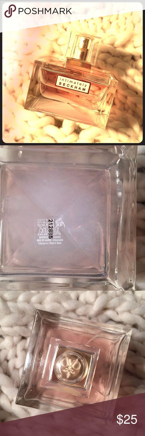 Intimately Beckham perfume 75ml NWOT Intimately Beckham perfume 75ml NWOT 2.5 fl. oz. New w/o box. David Beckham Other