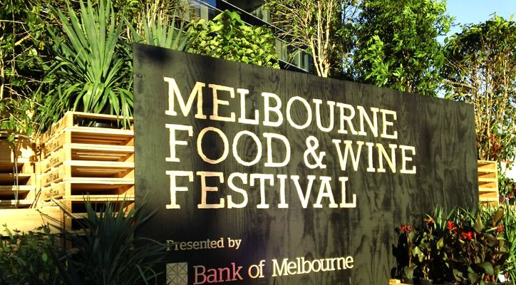 Melbourne Food & Wine Festival 2014 – Art of The Table