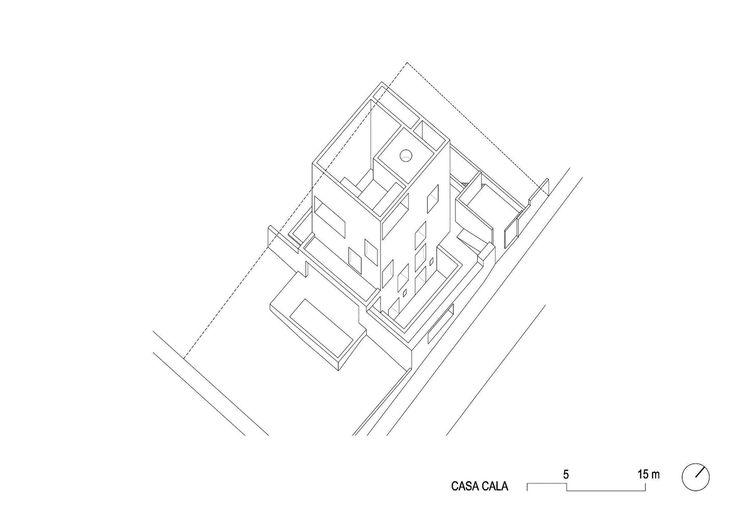 Gallery of Raumplan House / Alberto Campo Baeza - 17