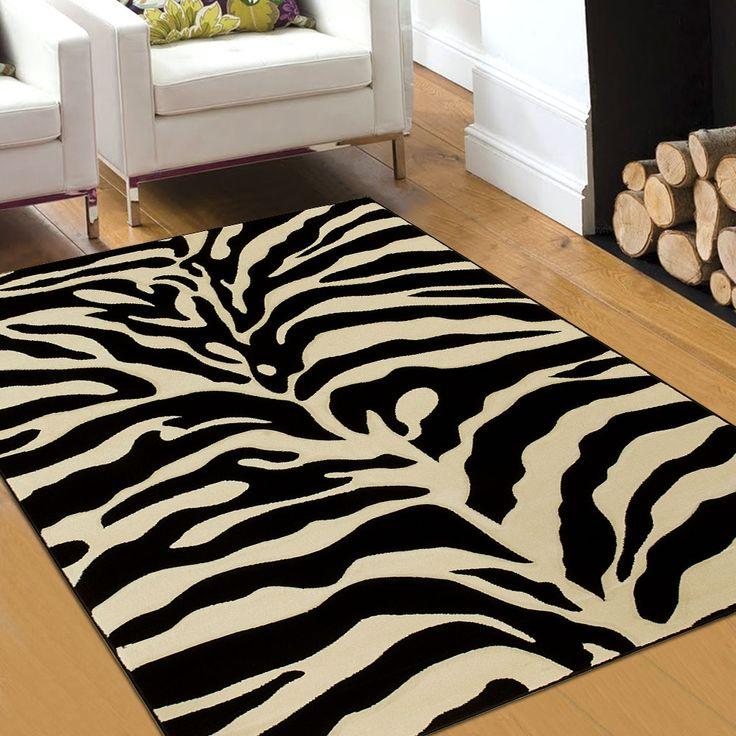 1000+ Ideas About Zebra Print Rug On Pinterest
