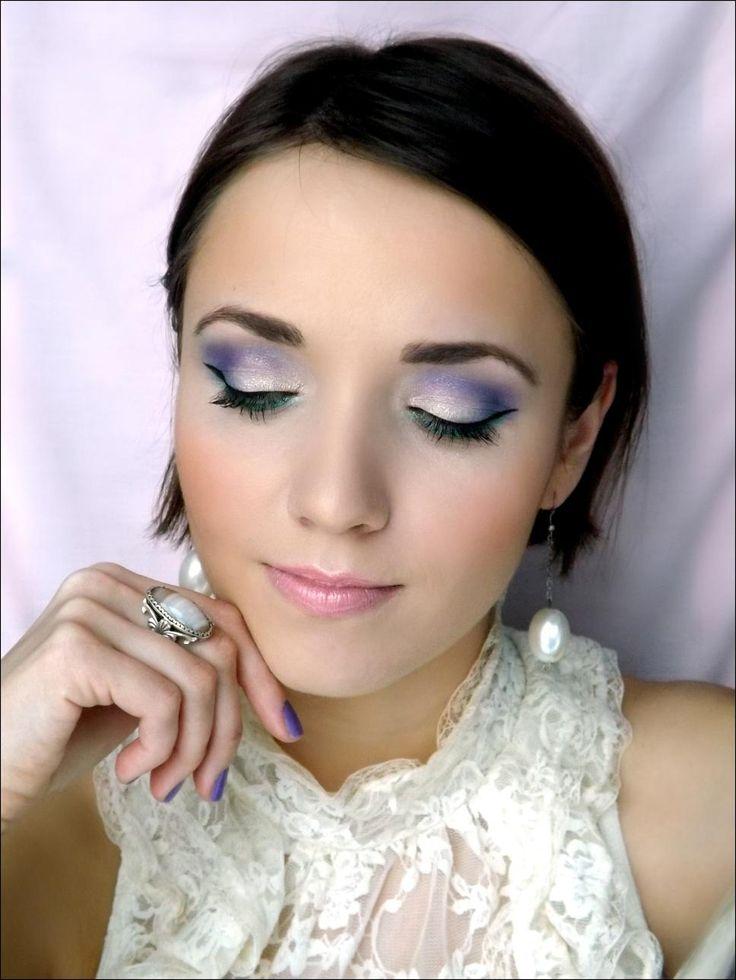Makijaż ślubny 1