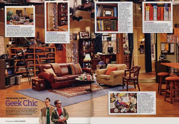 Big Bang Theory Tulgey Wood On The Set With Sheldon And