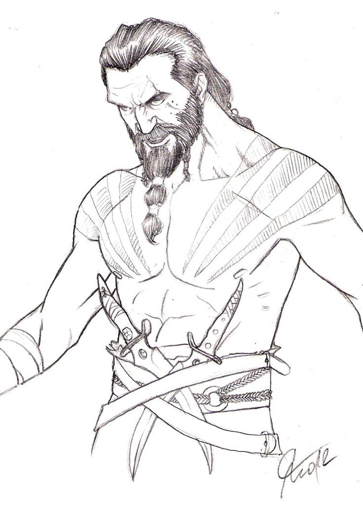 The Khal by CA2007, via deviantart. In the words of the