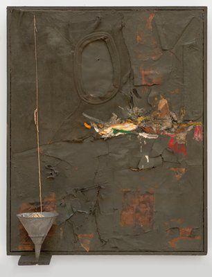 SFMOMA | SFMOMA | Explore Modern Art | Our Collection | Robert Rauschenberg | Untitled