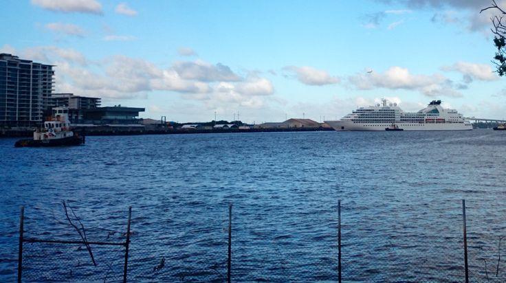 Seaborne Oddessy