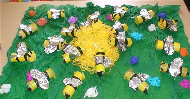 Arı sanat etkinliği grup çalışmaları