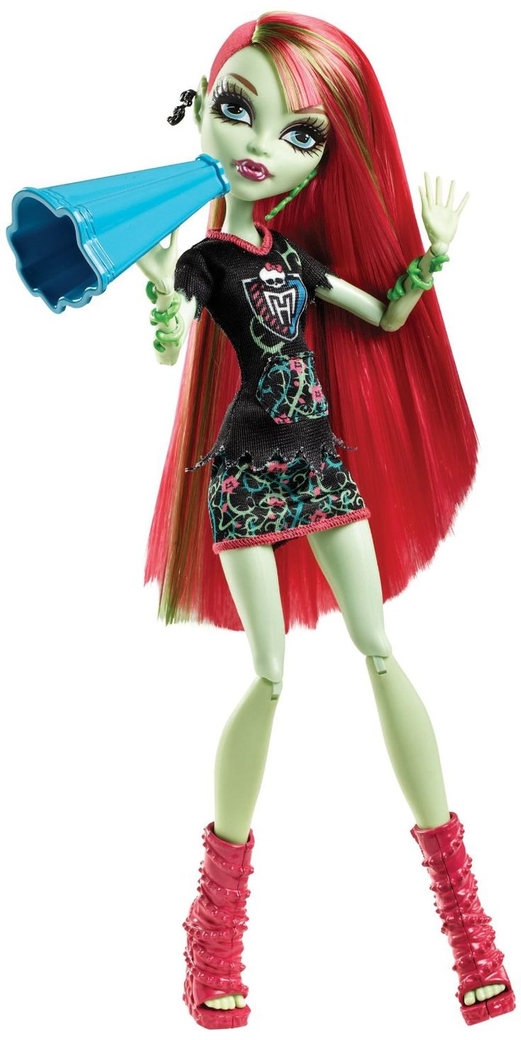 what new monster high dolls are coming out