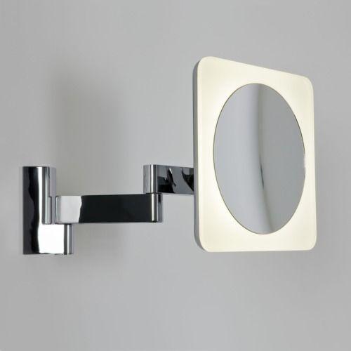 Niimi LED sminkspegel med belysning från Astro hos ConfidentLiving.se