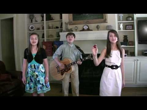 Amazing Child Singers - Daves Highway performs Washed By the Water - by Need To Breathe