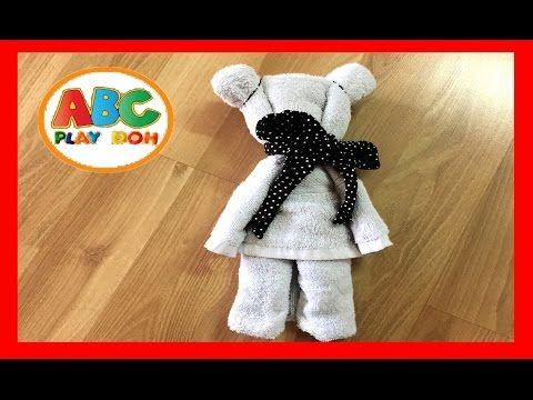 Craft Life Easy DIY Washcloth Chick Tutorial for Easter & Spring - YouTube