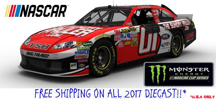 THE SUNDAY HAULER NASCAR SUPERSTORE - FREE SHIPPING