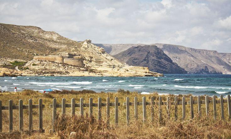 Playazo en Rodalquilar (Níjar, Almería), by @cntraveler