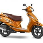 TVS Motor Company Introduces BS IV Compliant 2017 Wego Scooter