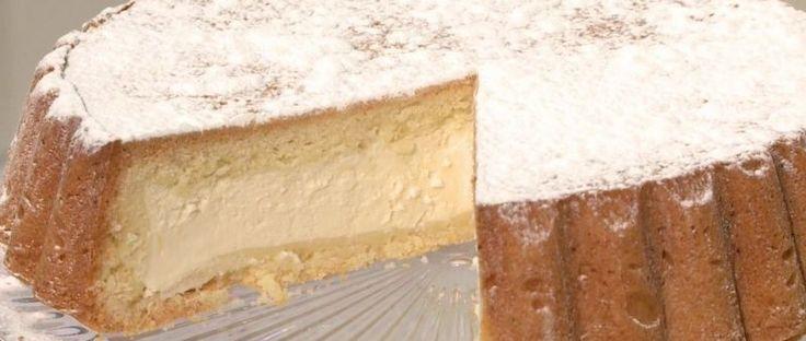 OSVALDO GROSS - Torta de ricotta