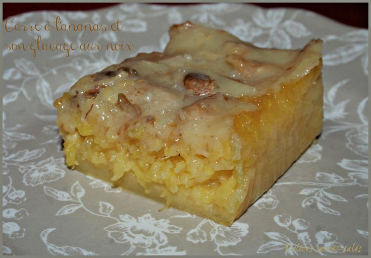 Si vous êtes comme moi et que vous adorez l'ananas, cette recette est pour vous! Un gâteau humide avec un glaçage sucré et croquant!!! Un régal... J'ai fais 9 parts dans mon moule carré , ça donne des parts correct pour un dessert, vous pouvez aussi les...