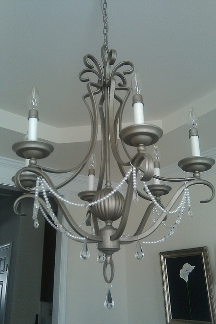 updated chandelier