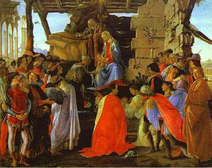 18 best Botticelli images on Pinterest | Italian ...