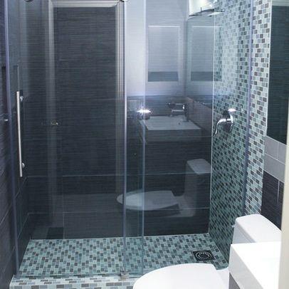 88 Best Small Bathroom Images On Pinterest  Bathroom Home Ideas Prepossessing 5 X 8 Bathroom Design Decorating Inspiration