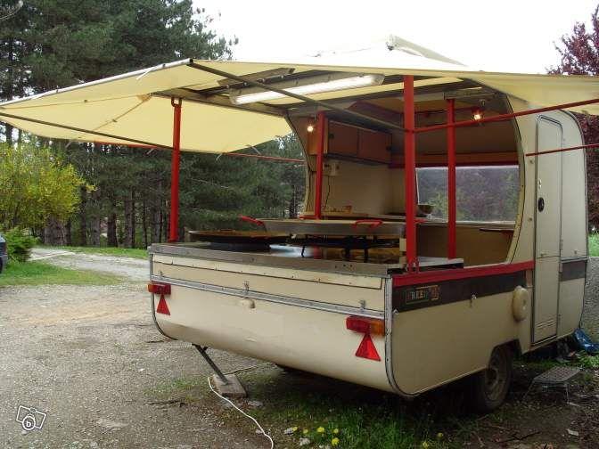 caravane caravanas foodtrucks comida sobre ruedas pinterest food truck and food. Black Bedroom Furniture Sets. Home Design Ideas