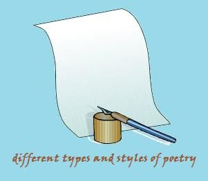 Difference Between Freestyle, Free Verse, Traditional Poetry and Other Styles